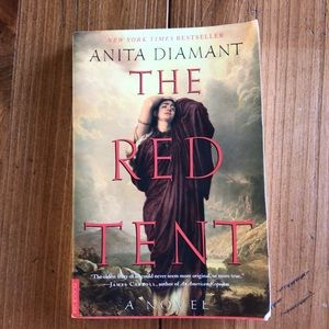 THE RED TENT ⛺️ | by Anita Diamant